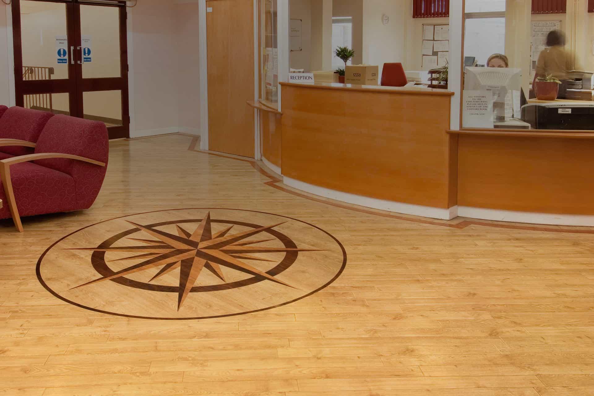 Bradbury Flooring Commercial Flooring Detail